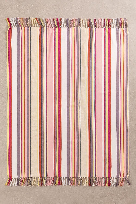 Decke Plaid aus Baumwolle Plaz, Galeriebild 1