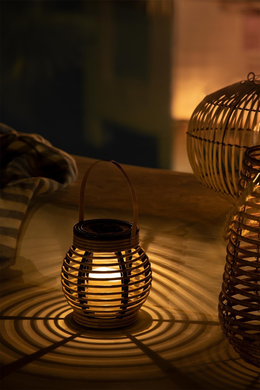 Barus Outdoor Solartischlampe, Galeriebild 1