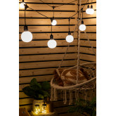 LED-Lichterketten (4,5 m) Uria, Miniaturansicht 1