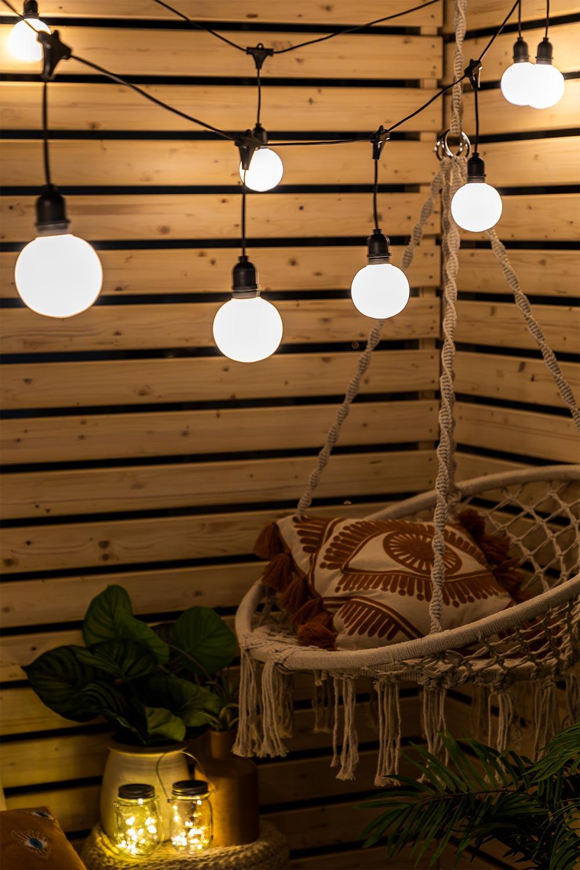 LED-Lichterketten (4,5 m) Uria, Galeriebild 1