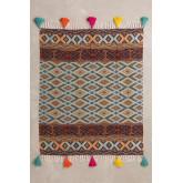 Decke Plaid aus Baumwolle Axi, Miniaturansicht 1