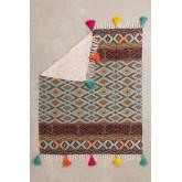 Decke Plaid aus Baumwolle Axi, Miniaturansicht 2