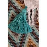 Decke Plaid aus Baumwolle Axi, Miniaturansicht 3