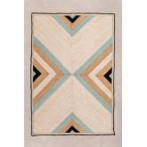 Naturjute-Teppich (246x160 cm) Saina, Miniaturansicht 1