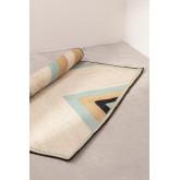 Natürlicher Juteteppich (245 x 160 cm) Saina, Miniaturansicht 2