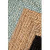 Natürlicher Juteteppich (245 x 160 cm) Saina, Miniaturansicht 5