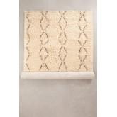 Teppich aus Baumwolle und Wolle (232x164 cm) Ewan, Miniaturansicht 2