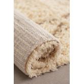Teppich aus Baumwolle und Wolle (232x164 cm) Ewan, Miniaturansicht 3