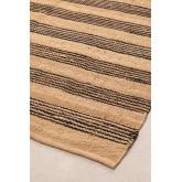 Naturjute-Teppich (251x162 cm) Seil, Miniaturansicht 3