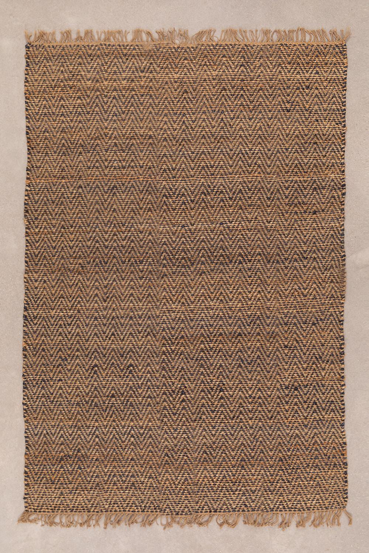 Natürlicher Juteteppich (235 x 160 cm) Wuve, Galeriebild 1
