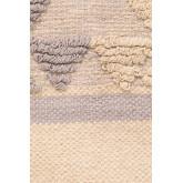 Baumwollteppich (180x120 cm) Arot, Miniaturansicht 5