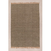 Natürlicher Juteteppich (245 x 165 cm) Kiva, Miniaturansicht 1