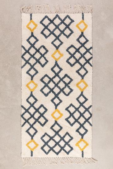 Baumwollteppich (160x70 cm) Mandi