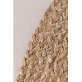 Ovaler natürlicher Juteteppich (140x100 cm) Tempo, Miniaturansicht 5