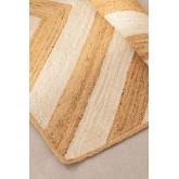 Naturjute-Teppich (243x156 cm) Jabiba, Miniaturansicht 5