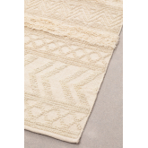 Teppich aus Wolle und Baumwolle (255 x 165 cm) Lissi, Miniaturansicht 4