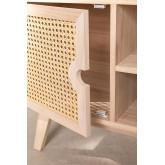 Holz-TV-Schrank im Ralik-Stil, Miniaturansicht 5