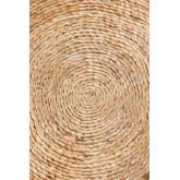 Runder natürlicher Juteteppich (Ø150 cm) Dagna, Miniaturansicht 3