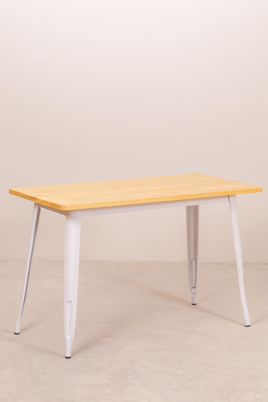 Tisch LIX Holz (120x60), Galeriebild 1