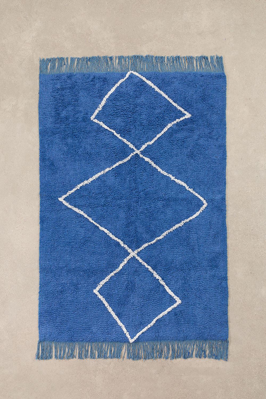 Baumwollteppich (204x125 cm) Vlü, Galeriebild 1