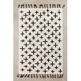 Baumwollteppich (209x122 cm) Zuul, Miniaturansicht 1