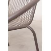 Pack 2 Sessel für Garden Dylha, Miniaturansicht 4