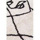 Baumwollteppich (198x124 cm) Fäsy, Miniaturansicht 3