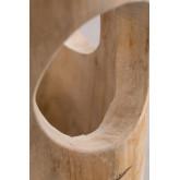 Teakholz Holz Schirmständer Dred, Miniaturansicht 1056635