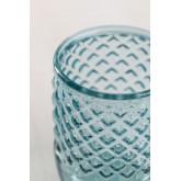 Becher aus recyceltem Glas Anett, Miniaturansicht 3