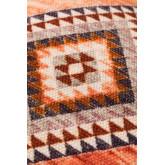Quadratisches Baumwollkissen (45x45 cm) Kinari, Miniaturansicht 3