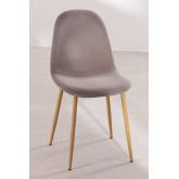 Stuhl aus Samt  Glamm, Miniaturansicht 2