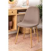Stuhl aus Samt  Glamm, Miniaturansicht 1