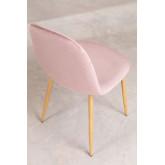 Pack 2 Stühle aus Cord Glamm, Miniaturansicht 3