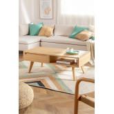 Naturjute-Teppich (246x160 cm) Saina, Miniaturansicht 6
