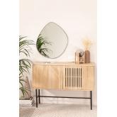 Metallwandspiegel (67x60 cm) Astrid, Miniaturansicht 6