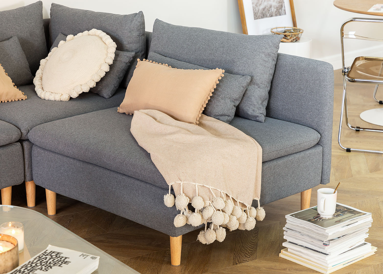 Module für Sofa in Fabric Javir , Galeriebild 1