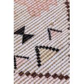 Teppich aus Jute und Stoff (274x172 cm) Nuada, Miniaturansicht 3