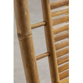 Yakku Esszimmerstuhl aus Bambus, Miniaturansicht 6