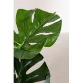 Monstera Dekorative Kunstpflanze, Miniaturansicht 2
