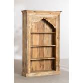 Fortti Holz Bücherregal, Miniaturansicht 2