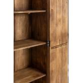 Rosan Holz Kleiderschrank, Miniaturansicht 6