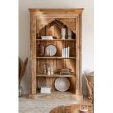 Fortti Holz Bücherregal, Miniaturansicht 1