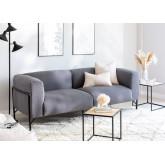 3-Sitzer Sofa aus Chenille Risk, Miniaturansicht 1