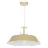 Lampe Workshop metallisiert, Miniaturansicht 1