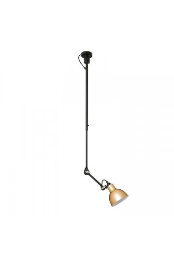 Lampe ERN 02 metallisiert