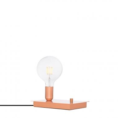 Lampe Task metallisiert