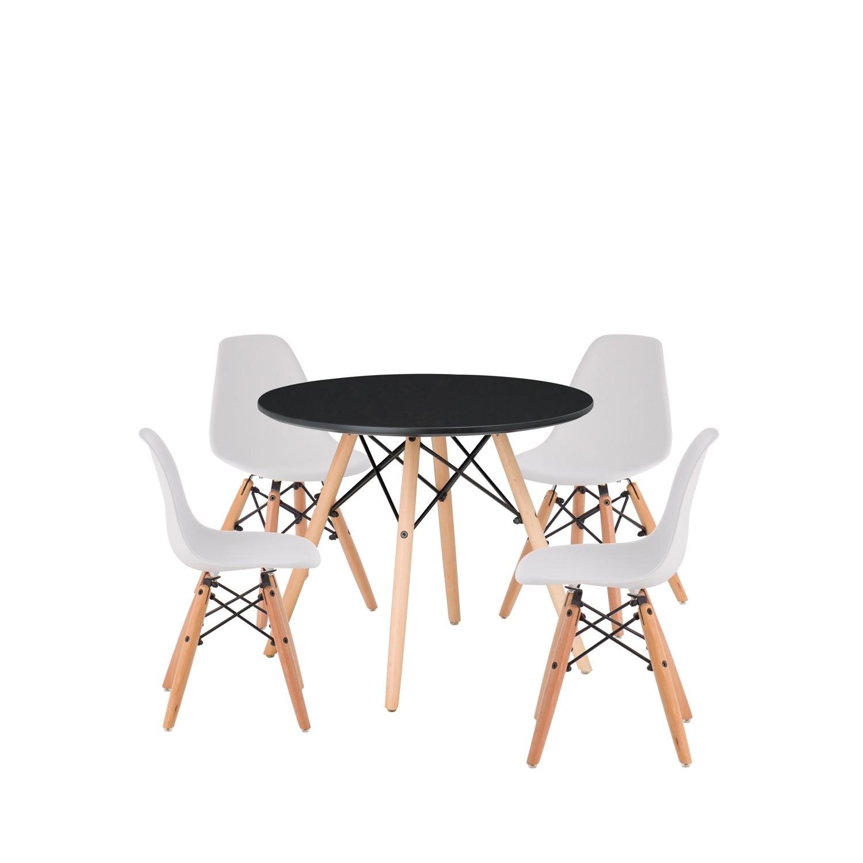 Set 4 Stühle & Tisch IMS [KIDS!] - Sklum DE