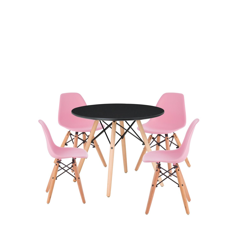 set 4 st hle tisch ims kids sklum de. Black Bedroom Furniture Sets. Home Design Ideas