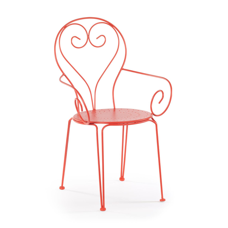 Pack Tisch Hërs & 2 Stühle Mit Armlehnen Hërs SKLUM