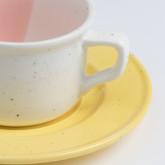 Set 6 Kaffeetassen mit Unterteller Tracya, Miniaturansicht 6